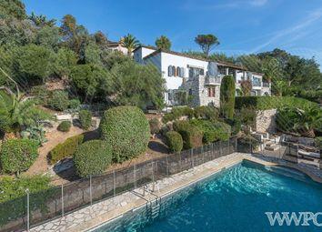Thumbnail 4 bed detached house for sale in Mandelieu-La-Napoule, Provence-Alpes-Cote Dazur, France