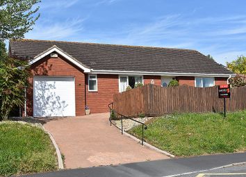 Thumbnail 2 bedroom detached bungalow for sale in Bishop Westall Road, Countess Wear, Exeter