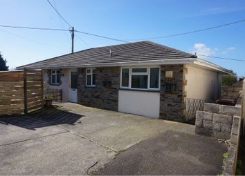 Thumbnail 2 bed detached bungalow for sale in Pelynt, Looe