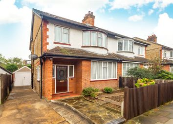 4 bed semi-detached house for sale in Gunnersbury Crescent, Acton W3