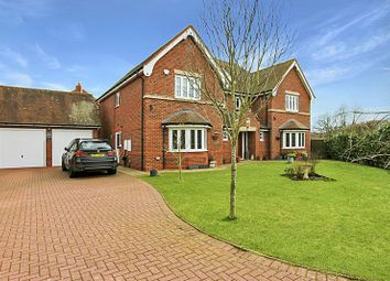Thumbnail 5 bed detached house for sale in Kendal Way, Wychwood Park, Chorlton