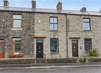 Thumbnail 2 bed terraced house for sale in Burnley Road, Loveclough