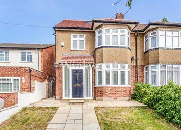 Dawlish Avenue, London N13. 3 bed semi-detached house