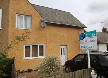 Thumbnail 3 bedroom semi-detached house for sale in Peterborough Road, Whittlesey