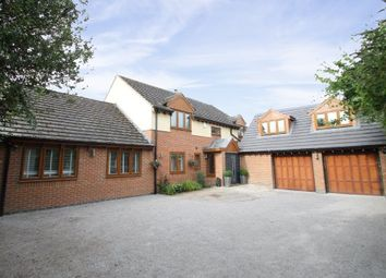 Thumbnail 6 bed detached house for sale in Hunt Lane, Witherley, Atherstone