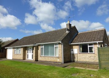 Thumbnail 2 bedroom detached bungalow to rent in Chater Road, Oakham