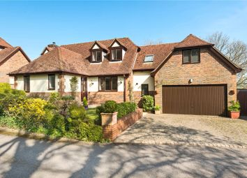 Thumbnail 4 bed detached house for sale in Twyford Road, Eastleigh, Hampshire