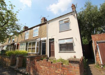 Thumbnail 3 bedroom terraced house to rent in Orchard Street, Woodston, Peterborough