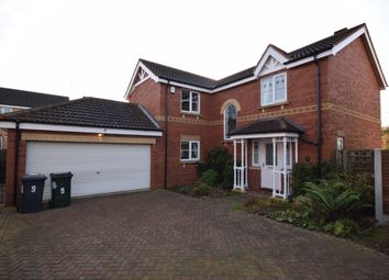 Thumbnail 4 bed detached house to rent in Fountain Court, Rossington, Doncaster