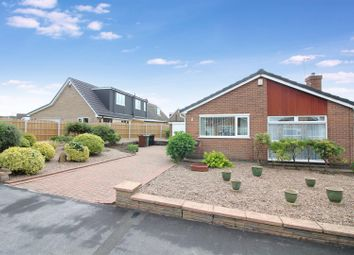 Thumbnail 2 bed detached bungalow for sale in Farndale Court, Garforth, Leeds