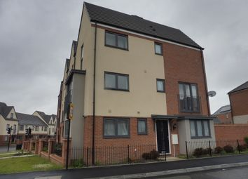 Thumbnail 4 bedroom town house for sale in Lyng Lane, West Bromwich