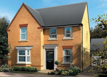 "Thumbnail 4 bed detached house for sale in ""Holden"" at Folly View Close, Penperlleni, Pontypool"