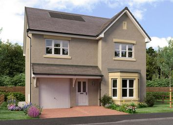 "Thumbnail 4 bed detached house for sale in ""Dale"" at Dalkeith"