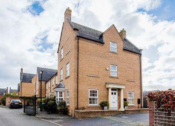Thumbnail 4 bed property for sale in Gilbert Scott Gardens, Gawcott, Buckingham