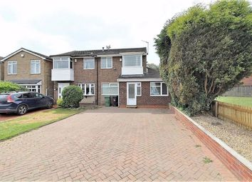 Thumbnail 5 bed semi-detached house for sale in Sedgley Road, Woodsetton, Dudley