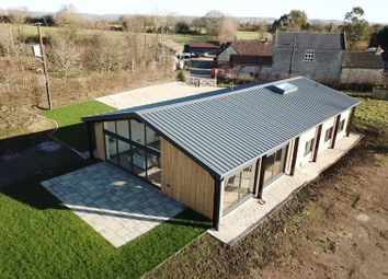 Thumbnail 6 bedroom barn conversion for sale in Crickham, Wedmore