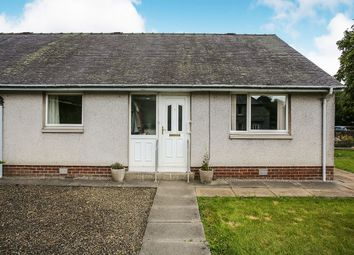 Thumbnail 2 bed bungalow for sale in Glenairlie Terrace, Dalbeattie, Kirkcudbrightshire