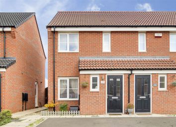 Thumbnail 2 bed end terrace house for sale in Hurricane Road, Hucknall, Nottinghamshire