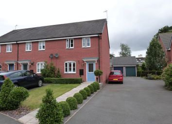 Thumbnail 3 bed property to rent in George Smith Drive, Coalville