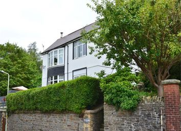 Thumbnail 3 bed detached house for sale in Brynteg, Treharris