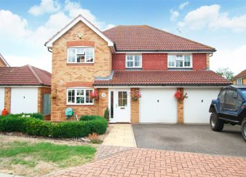 Thumbnail 5 bed detached house to rent in Kendal Meadow, Chestfield, Whitstable