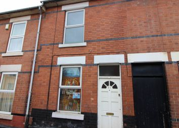 Thumbnail 2 bed terraced house for sale in Lynton Street, Derby