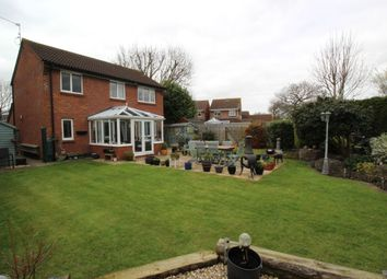Thumbnail 4 bed detached house for sale in Sercombe Park, Clevedon