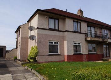 Thumbnail 3 bed flat for sale in Rowan Crescent, Methil, Leven