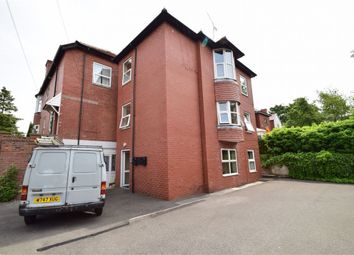 Thumbnail 1 bed flat to rent in Wellington Road North, Stockport, Cheshire