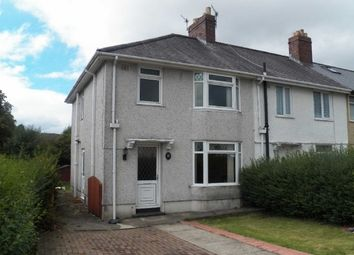 Thumbnail 3 bedroom property to rent in Brondeg, Manselton, Swansea