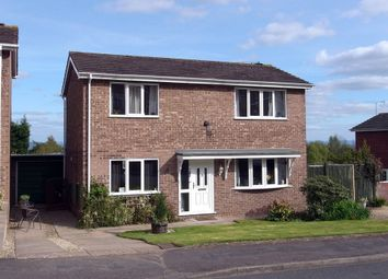 Thumbnail 3 bed detached house for sale in Jasmine Road, Malvern