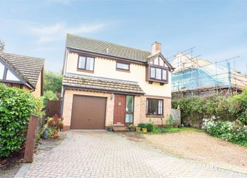 Thumbnail 4 bed detached house for sale in King Alfred Way, Newton Poppleford, Sidmouth, Devon