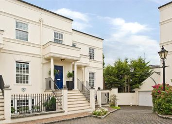 Thumbnail 3 bed terraced house for sale in Beaufort Close, Putney Heath, London