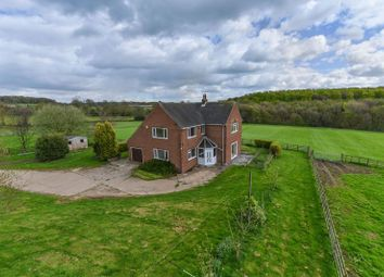 Thumbnail 4 bed detached house to rent in Hulland Ward, Ashbourne