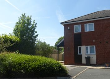 Thumbnail 2 bedroom semi-detached house for sale in Sutherland Close, Gloucester, Gloucester