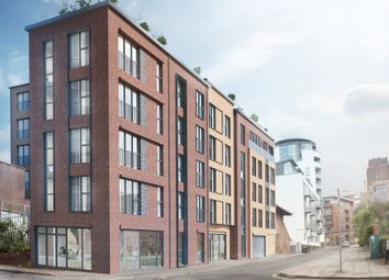 Thumbnail 2 bed flat for sale in Chavasse Building, Lydia Ann Street
