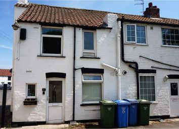 Thumbnail 2 bed end terrace house for sale in Main Street, Seamer Scarborough