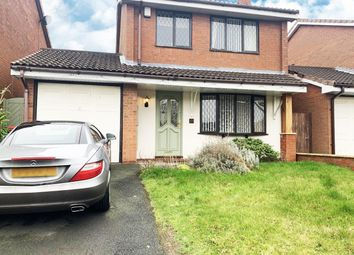 3 bed detached house to rent in Hornet Way, The Rock, Telford TF3