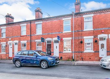 Thumbnail 2 bed terraced house for sale in Garfield Street, Stoke-On-Trent