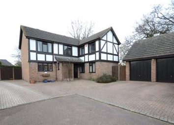 Thumbnail 5 bedroom detached house for sale in Hilmanton, Lower Earley, Reading