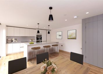 Thumbnail 3 bed mews house for sale in Highbank, Green Walk, Altrincham, Cheshire