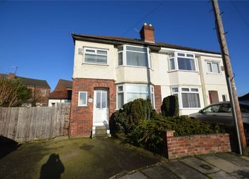 Thumbnail 3 bed semi-detached house for sale in Rydal Bank, Bebington, Merseyside