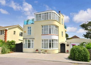 Thumbnail 4 bed detached house for sale in Chalet Road, Ferring, Worthing, West Sussex