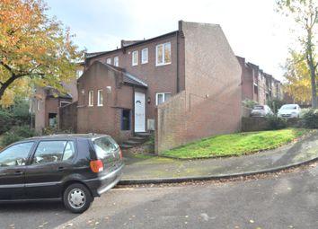 Thumbnail 2 bed end terrace house for sale in Duddington Close, Mottingham