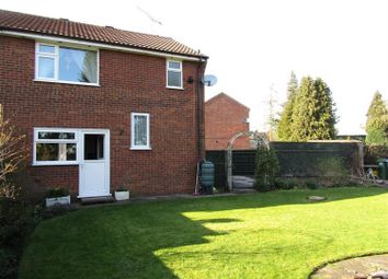Thumbnail 3 bed semi-detached house for sale in Lexington Court, Tuxford, Newark