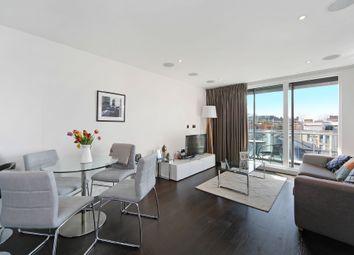 Thumbnail 1 bed flat to rent in Moore House, Grosvenor Waterside, Gatliff Road