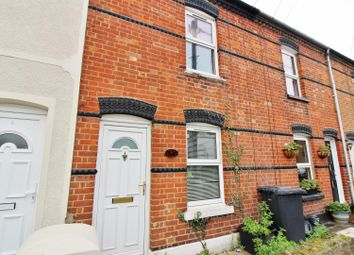Thumbnail 2 bed terraced house to rent in Herbert Road, Swanscombe