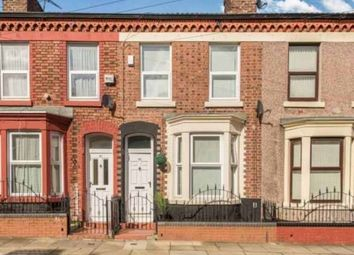 Thumbnail 3 bed terraced house for sale in Cedar Grove, Toxteth, Liverpool