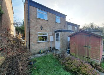 Thumbnail 2 bed semi-detached house for sale in Megdale, Matlock
