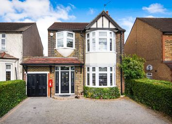 Thumbnail 4 bed detached house for sale in Balmoral Road, Gidea Park, Romford